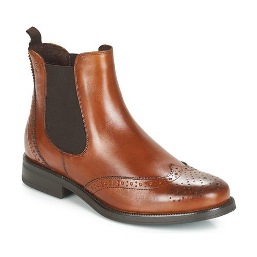 Shoes Women Mid boots Betty London JOSTA Brown