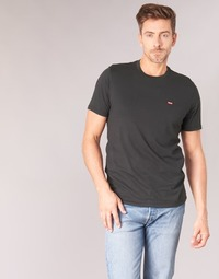 material Men short-sleeved t-shirts Levi's SS ORIGINAL HM TEE Black