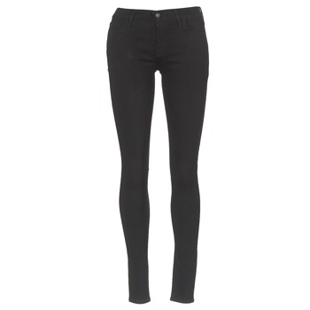 material Women Skinny jeans Levi's INNOVATION SUPER SKINNY  black / Galaxy