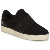 Shoes Women Low top trainers Xti KAVAC Black