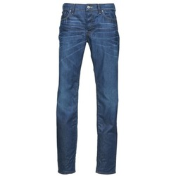material Men straight jeans G-Star Raw 3301 LOW TAPERED Blue / MEDIUM