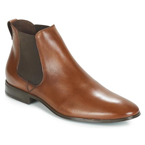Shoes Men Mid boots Carlington JEVITA Brown
