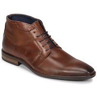 Shoes Men Mid boots Carlington JESSY Cognac