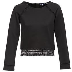 material Women sweaters Brigitte Bardot AMELIE Black