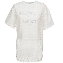 material Women sweaters Brigitte Bardot ANASTASIE Ecru