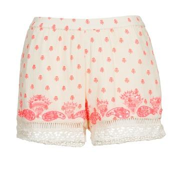 material Women Shorts / Bermudas Brigitte Bardot ANGELINE Ecru