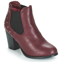 Shoes Women Ankle boots Moony Mood JURDEAN Bordeaux