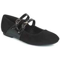 Shoes Women Ballerinas Moony Mood JUYEA Black