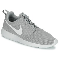 Shoes Men Low top trainers Nike ROSHE ONE Grey / White