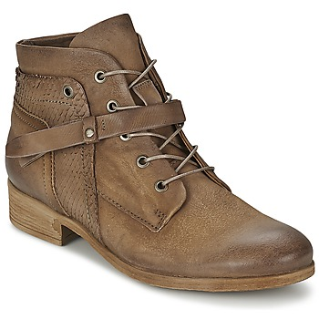 Shoes Women Mid boots Mjus SANDEO Brown