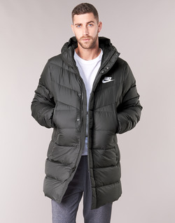 material Men Duffel coats Nike BRENLA Black