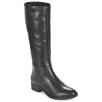Shoes Women Boots Geox D FELICITY Black
