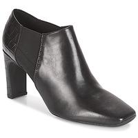 Shoes Women Low boots Geox D VIVYANNE HIGH Black