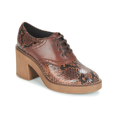 Shoes Women Court shoes Geox D ADRYA MID Brown