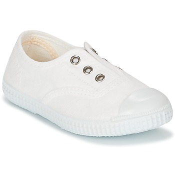 Shoes Girl Low top trainers Chipie JOSEPE White