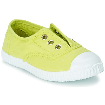 Shoes Girl Low top trainers Chipie JOSEPE Yellow