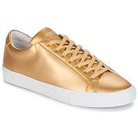 Shoes Women Low top trainers Jim Rickey CHOP WMN Gold