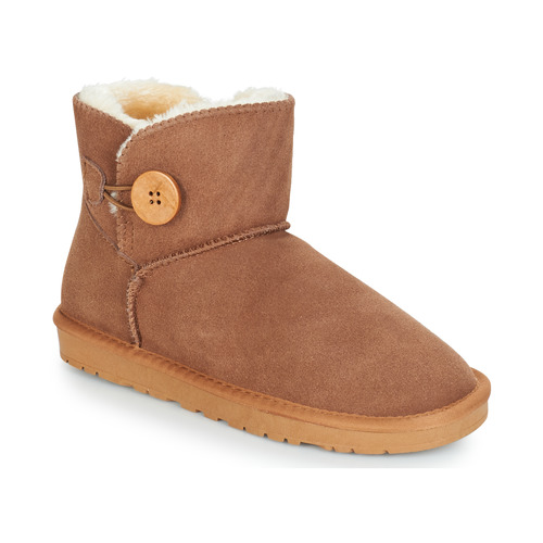 Shoes Women Mid boots Kaleo NEDRI Camel
