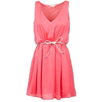material Women Short Dresses Salsa MENULA Pink
