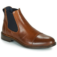Shoes Men Mid boots Casual Attitude JANDY Brown