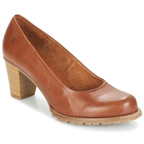Shoes Women Court shoes Casual Attitude HARCHE Brown