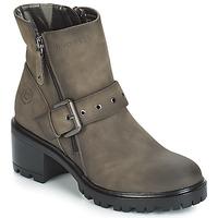 Shoes Women Ankle boots Bugatti BORLAM Grey