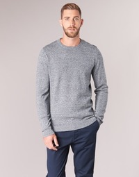 material Men jumpers Jack & Jones JJEBASIC Blue