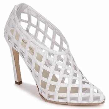 Shoes Women Sandals Jil Sander JS16107 White