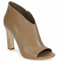 Shoes Women Ankle boots Jil Sander JS16334 Brown