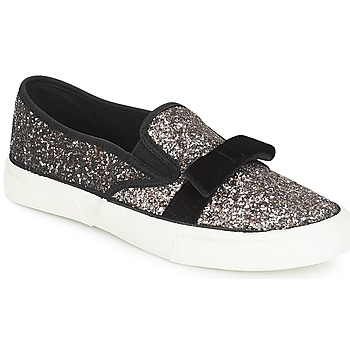 Shoes Women Slip ons André MAGGIE Silver