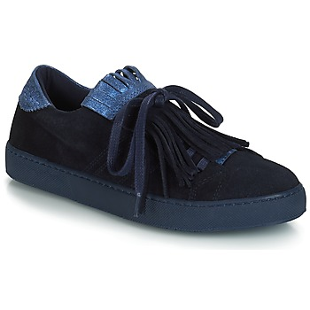 Shoes Women Low top trainers André CALIFORNIA Blue