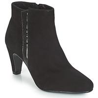 Shoes Women Ankle boots André PRUNE Black