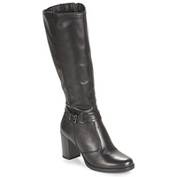 Shoes Women Boots André PHARA Black