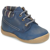 Shoes Boy Mid boots André NOE Marine