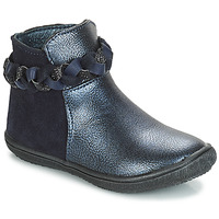 Shoes Girl Mid boots André HELOISE Marine