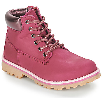 Shoes Girl Mid boots André ALMA Fuschia
