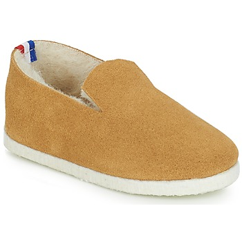 Shoes Children Baby slippers André BANQUISE Camel