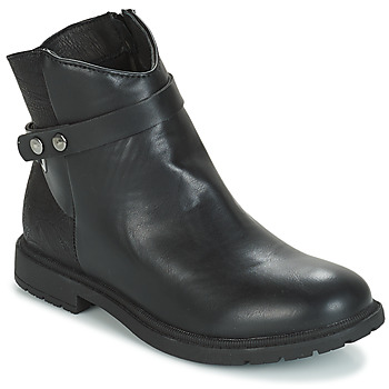 Shoes Girl Mid boots André LOELIE Black