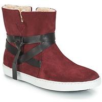 Shoes Women Mid boots André ALTHEA Bordeaux