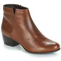 Shoes Women Ankle boots André PRIME Brown