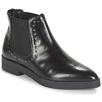 Shoes Women Mid boots André LADOGA Black