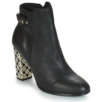 Shoes Women Ankle boots André SOIR Black