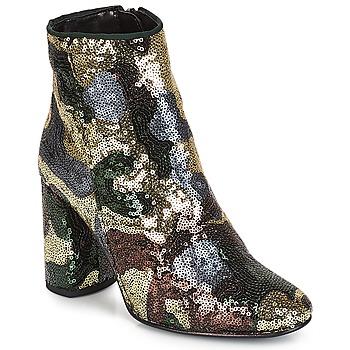 Shoes Women Ankle boots André REQUIEM Gold