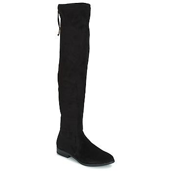 Shoes Women High boots André DANDY Black