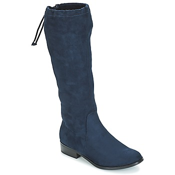 Shoes Women Boots André ANAIS Marine
