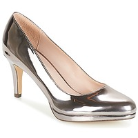 Shoes Women Court shoes André CRYSTAL Silver