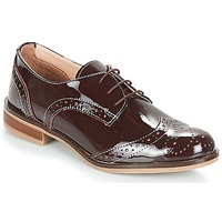 Shoes Women Derby shoes André PLYMOUTH Bordeaux