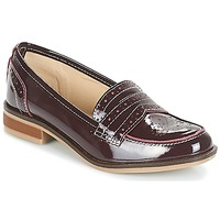 Shoes Women Loafers André BRADFORD Bordeaux