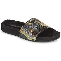 Shoes Women Mules André ANTOINETTE Gold