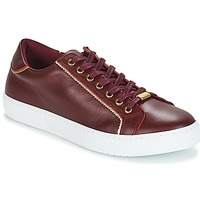 Shoes Women Low top trainers André BERKELITA Bordeaux
